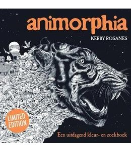 De Lantaarn CREATIVE COLORS ANIMORPHIA LIMITED EDITION