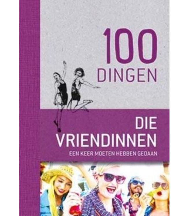 De Lantaarn 100 dingen die vriendinnen...