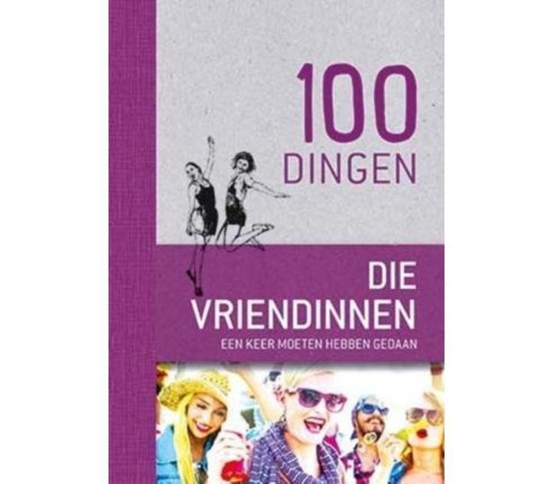 100 dingen die vriendinnen...