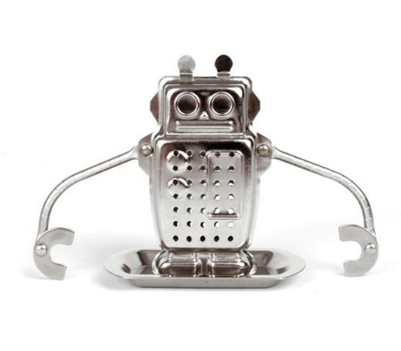 Theehouder - robot