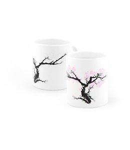 Kikkerland Warmte mok- bloesem Japanse Kers