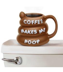 Big Mouth Coffee makes me Poop - Mok