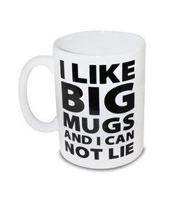 Big Mouth I like big mugs