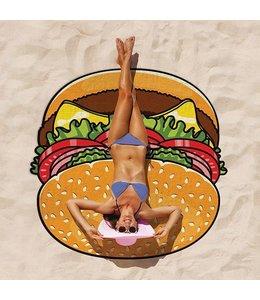 Big Mouth Groot hamburger strandlaken