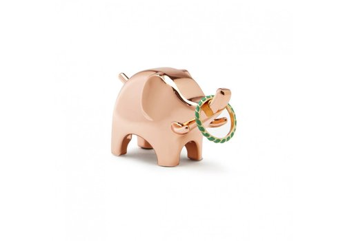 Anigram elephant copper