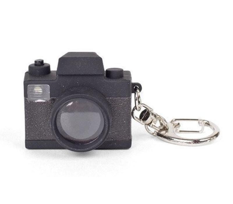 Sleutelhanger- foto camera