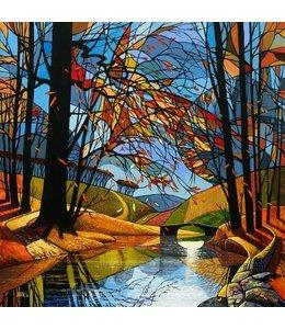 David James Autumn Stream