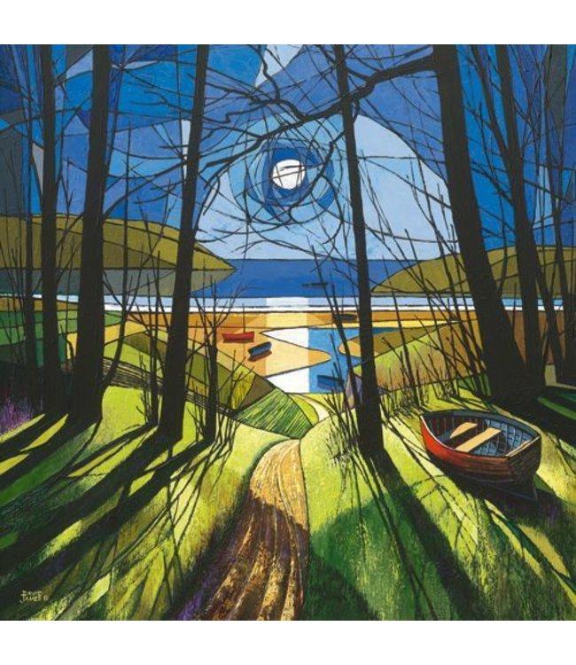 David James Beach Path