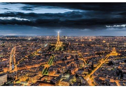 Arnaud Bertrande Paris by Night