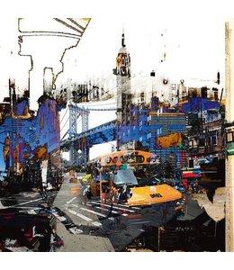 New York Brooklyn bus