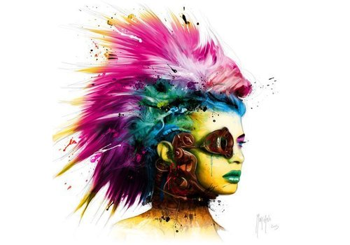 Patrice Murciano Cyber Punk 2