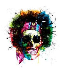 Patrice Murciano Woodstock Skull