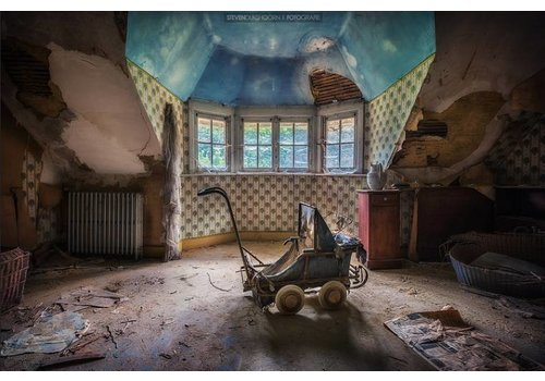 Steven Dijkshoorn Child room