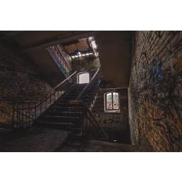 Steven Dijkshoorn Old Stairs
