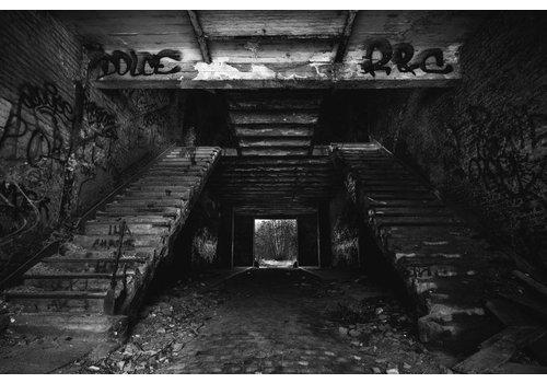 Steven Dijkshoorn The black stairs