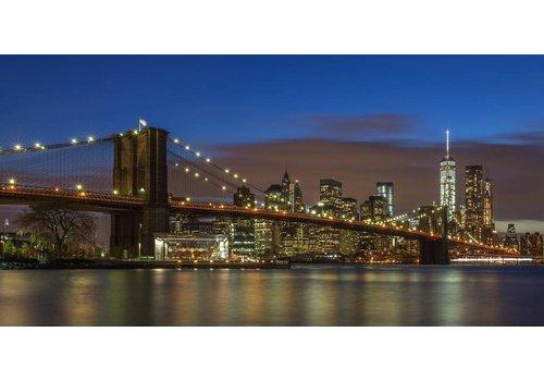 Brooklyn bridge by night 2