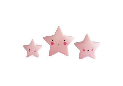 Minis Stars Pink