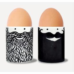 U Studio Beardy egg cup set
