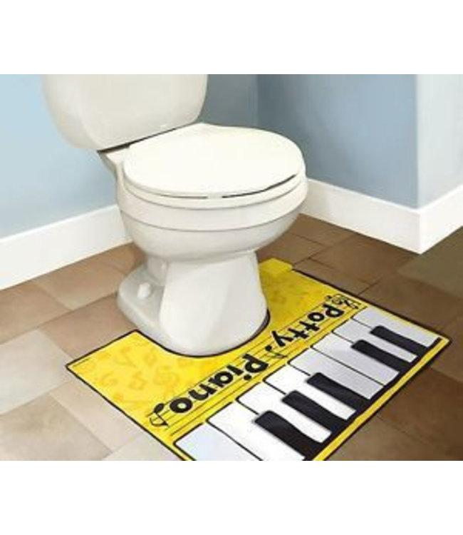 Big Mouth Piano voor op Toilet