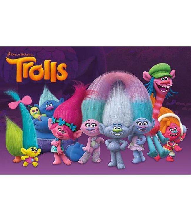 Trolls Characters