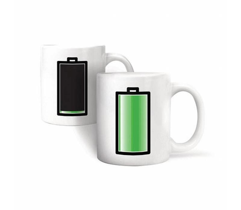 Warmte mok- batterijen