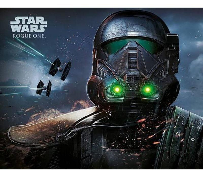 Star Wars Rogue one Death