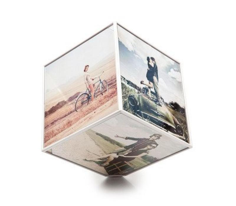 Foto kubus 15x15cm