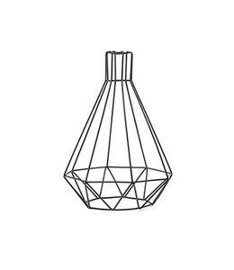 Kikkerland Frame hanglamp- Diamant