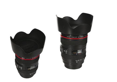 Camera lens Spaarpot