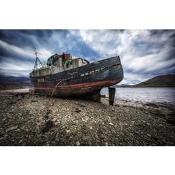 Steven Dijkshoorn Ship wreck