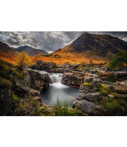 Steven Dijkshoorn The orange mountain