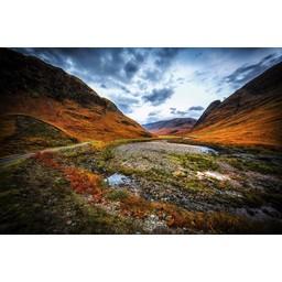Steven Dijkshoorn The mountains of Schotland