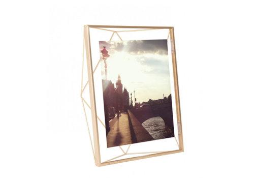 Prisma fotolijst 20x25cm Goud