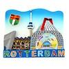 Magneet Rotterdam Markthal glitter