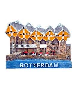 Magneet Rotterdam kubuswoning