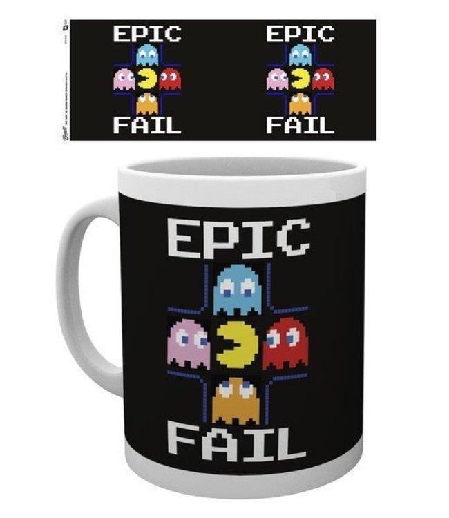 Packman epic fail