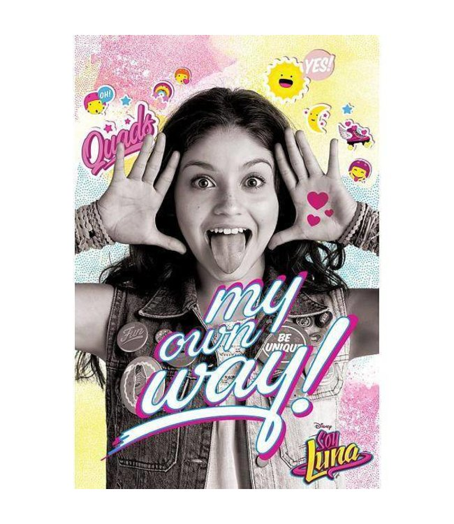 Soy luna my own way