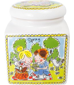 BLOND AMSTERDAM STORAGE JAR COOKIES SMALL