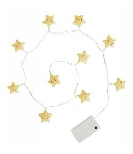 String Lights Yellow stars
