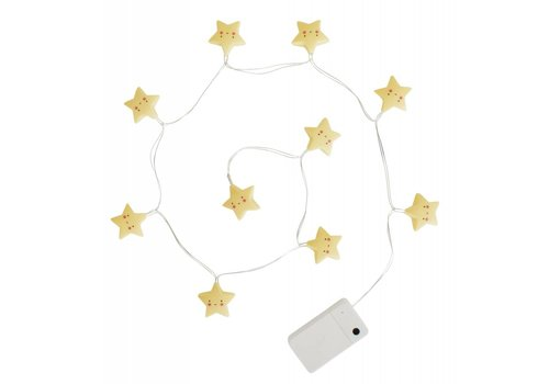 String Lights Yellow stars
