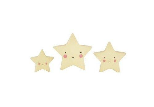 Minis Stars Yellow