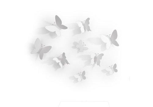 Mariposa Vlinders Wit