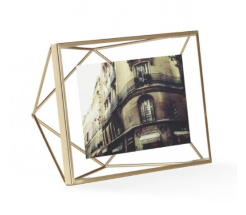 Prisma fotolijst 10x15cm Goud