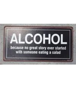 Magneet-Alcohol...
