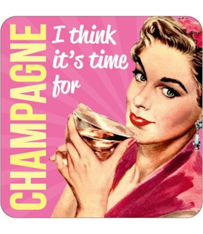 I think it's time for Champagne
