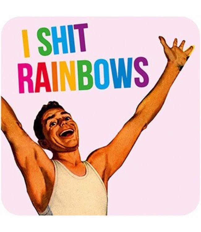 I Shit rainbows