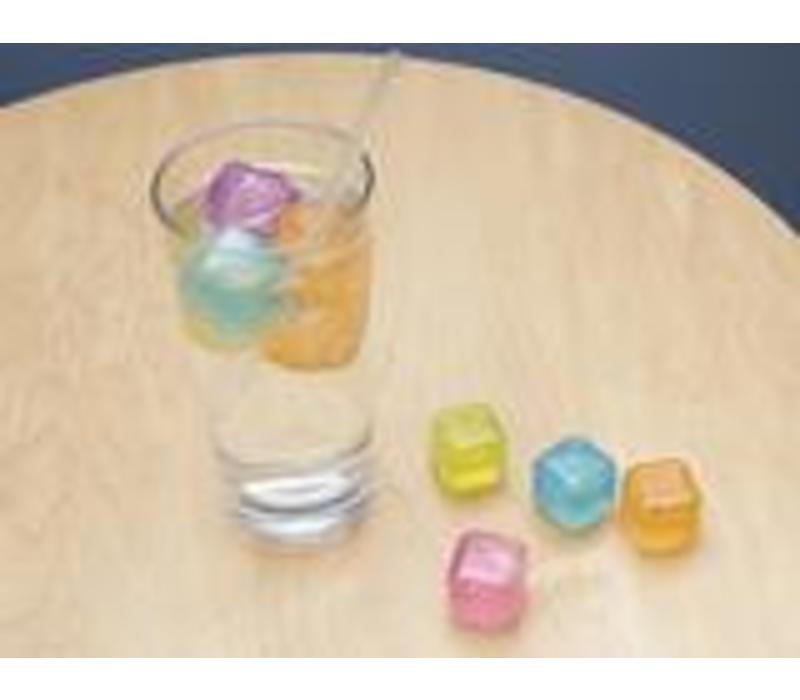 3D ijsklontjes reusable