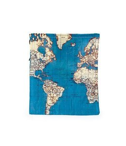 Kikkerland Travel bag set- Around the world