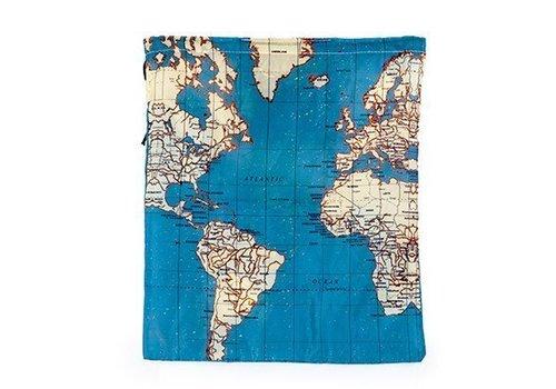 Kikkerland Travel bag set- Around the world