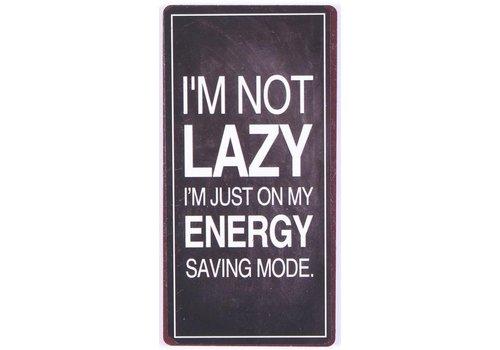 Magneet I'm not lazy